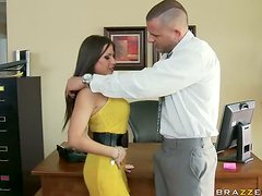 Adulteress Wife Rachel Roxxx Accepts A Job That Includes Sexual Favors