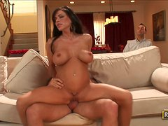 Gorgeous Mature Latina Trying Young Schlong