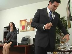 Office sexcapade