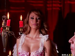 Bitchy Cupid Monique Alexander Gets Poked By a Big Dick