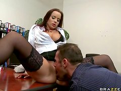 Another Day Another Anal Banging In The Office For Cndy Dollar