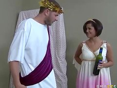 Toga Party Takes A Turn & Becomes A Drunken Romp