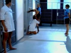 Glorious Group Sex in Prison