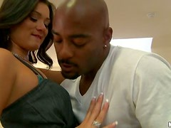 Cece Stone Getting Her First Black Cock Banging