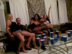 Wild Hardcore Party Full Horny Babes Ready To Fuck