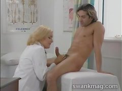 Amazing Sex With A Smoking Hot Doctor
