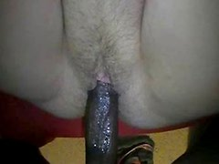I filled deeply her wet pussy with my hot bbc cum