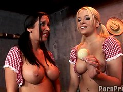 A Hot Threesome For The Hot Jayden And Her Friend