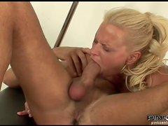 A Hard Fuck For The Insatiable Luna Stern