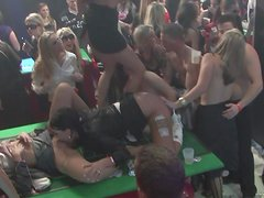 Party Time With Slutty Babes And Horny Guys