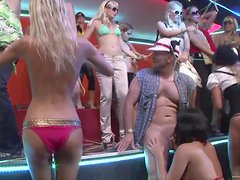 Horny Ladies Have Some Real Fun In A Party