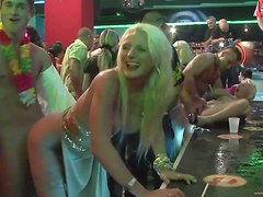 Wasted Chicks Have Sex In A Hot Party Clip