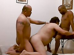 Kinky Verbal Interracial 3 - Way