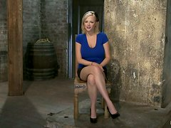 Another amazing BDSM with a petite bunny Katie Kox