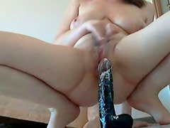AFF Webcam - Dildo Fun