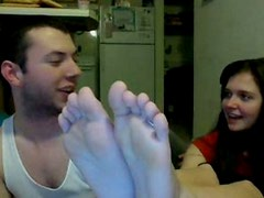 Chatroulette feet 20