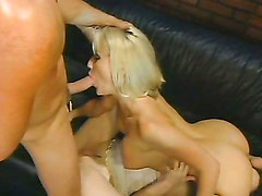 Stacy Valentine Shares Anal Sex. Part 3