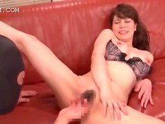Asian babe cunt fingered and licked in sixtynine
