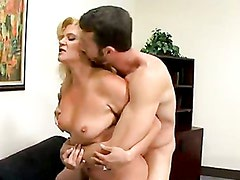 Ginger Lynn getting pinned on her wet pussy doggystyle