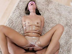Sweet Riley Experiments With BDSM / Riley Reid