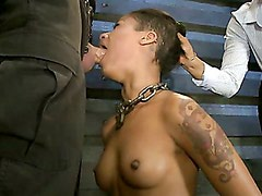 Slave Ransom Day 5-Sexual OverloadEvery Hole Gets Filled