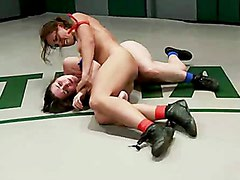 Serena Blair (8th) vs Audrey Rose (14th)Brutal fight, neither wanting to lose. Intense action!
