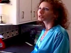 Redhead Mature Gets Her Hairy Pussy Fucked