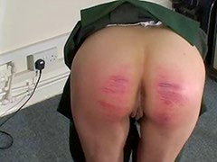 A well deserved Caning