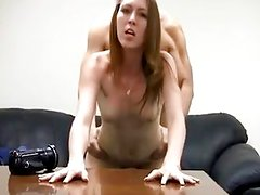 Alicia fucked in Backroom