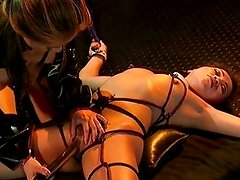 Bondage fetish lust