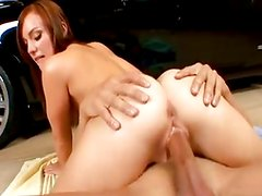 Dani Jensen Fucking in the garage