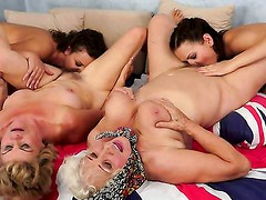 Old-Young Orgy 2