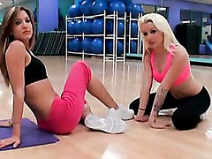 Sneaky Aerobics Instructor / Blondie, Lexxi