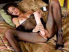 Go Fishnet... / Malena Morgan. Part 2