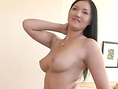 We treated her amazing ass with some toying and real cock banging which Vanessa loved even more than she expected!