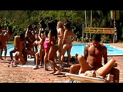 Pool side fuck-a-thon part 1