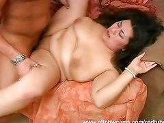 Plump Asian loves fucking and sucking
