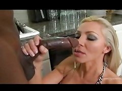 MILF and the big black cock