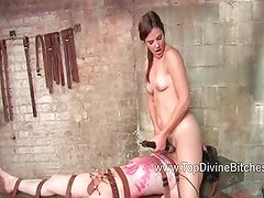 Mistress Ashley Fires cuckold POV