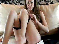 Adorable College Teen Naked On Webcam