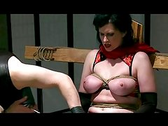Hot Wax and Squirting