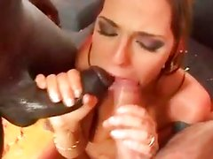 Amazing European Orgy at Party