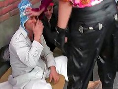 More and more people join to sex party