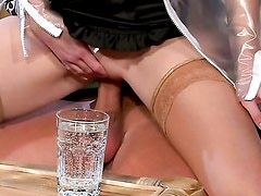 MAFIA BOSS ACCEPTS PUSSY AS PAYMENT / VIRUS VELLONS, KATE GOLD