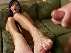Pies - Big boobs and feet cummed