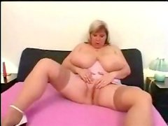 She's a real fatfuck