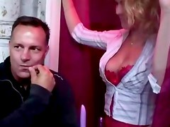 Amsterdam hooker wants to suck dick for money and gets a payout