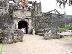 FilipinaSexDiary episode: Honeybabes & Fort San Pedro