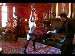 Bondage & Domination with a couple of Hotties