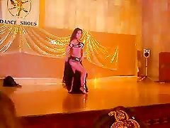 Alla Kushnir sexy belly Dance part 87